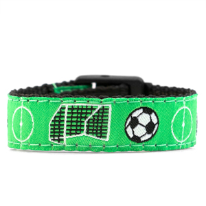 Soccer Strap for Slide On ID Tags LG Fits 4 - 8 Inch
