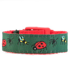 Bugs Strap for Slide On ID Tags SM Fits 4 - 6 Inch