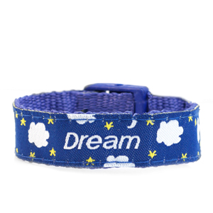 Dream Strap for Slide On ID Tags LG Fits 4 - 8 Inch